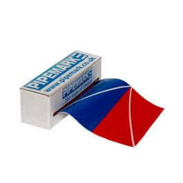 DUCTM01BX Blue/Red box CONDITIONED AIR