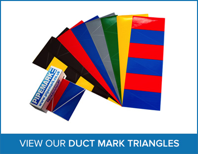 Duct Mark Triangles